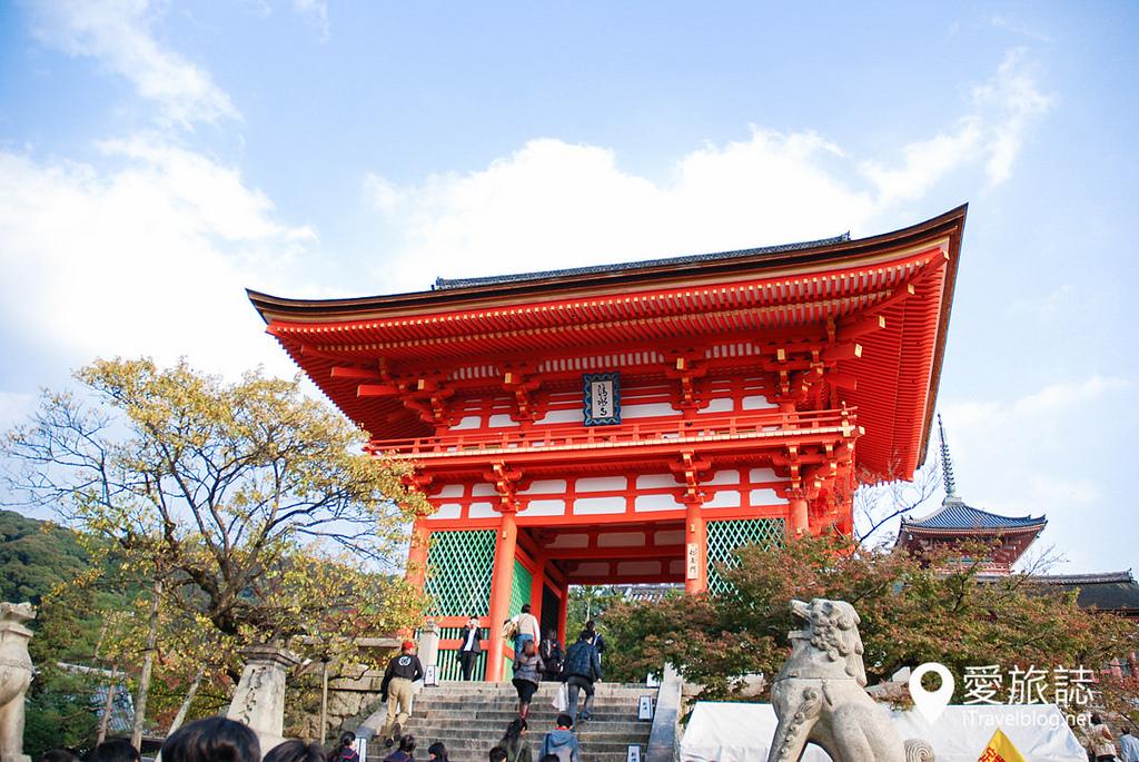清水寺(Kiyomizu-dera Temple) 01