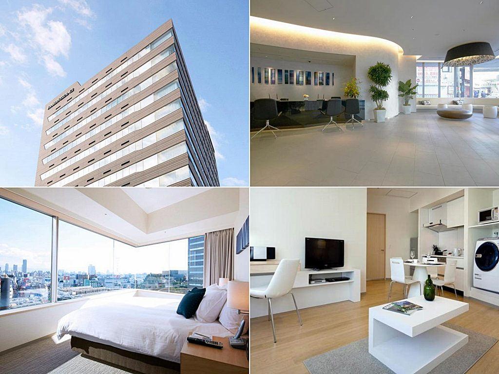 Fraser Residence Nankai Osaka