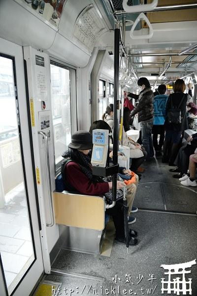 鹿兒島路面電車