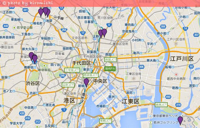 日本-東京-上野-池袋-新宿-車站-住宿-飯店-酒店-旅館-推薦