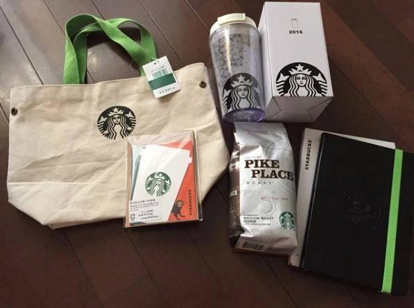 2017年日本Starbucks福袋搶購攻略!