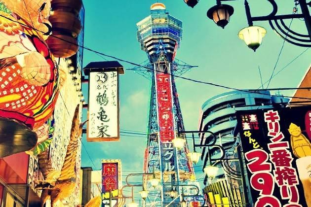 日本大阪最全景點介紹